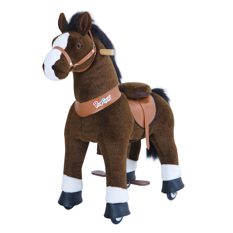 Model U 2021 Chocolate Brown Horse