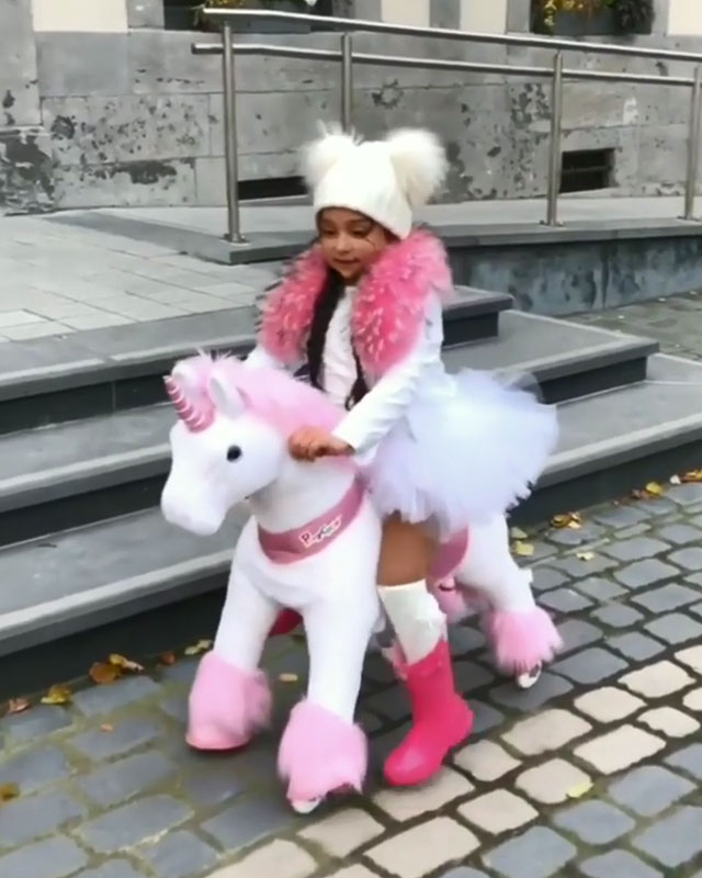 Adorable unicorn toys for kids